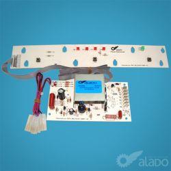Placa BWM05 Smart 3 botões Bivolt - Alado - 7220008