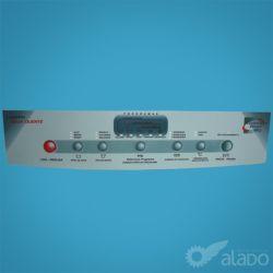Painel Adesivo Brastemp BWQ06A Advantech Wash 6KG Água Quente - 326025081