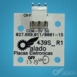 Placa Sensor de Rotação Lbu15 / Ltr15 - 64800643 Alado