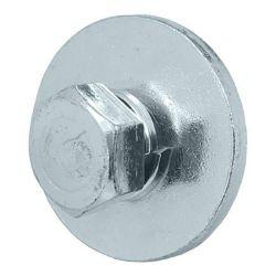 Parafuso Compatível Fixação Rotor No Eixo Lava E Seca LG / Lava e Seca Electrolux