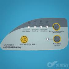 Painel Adesivo Decorativo Lavadora CWC22B - 4257480