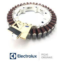 Estator com sensor Lava e Seca Electrolux LSE09 / LSI09 / LSE12/ LSE11 (Atenção: LSE11 possui 2 versões de estator)