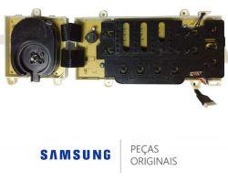 Placa Interface Lava e Seca Samsung WD9102 220v - DC92-00205F