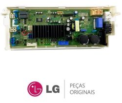Placa de Potência Lava e Seca LG WD11WP6 e WD11EP6 - 110v - EBR75805735