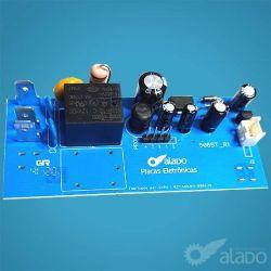 Placa Refrigerador CRD36, CRD37, CRD45, CRD46, CRD48 - W10678923 - Alado