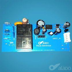 Placa Refrigerador BRB39, CRB36, CRG36, CRB39 e CRM45 - Alado (Modelos na Descrição)