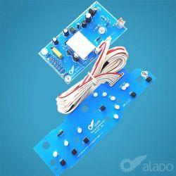 Kit Placa e Interface Lavadora BWC10 e BWC11 - W10605809 - Alado