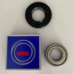 Kit Samsung Rolamentos 6206zz e 6205zz  NSK e Retentor ALSIL