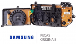Interface Lavadora Samsung - WF431ABP - DC92-00773F
